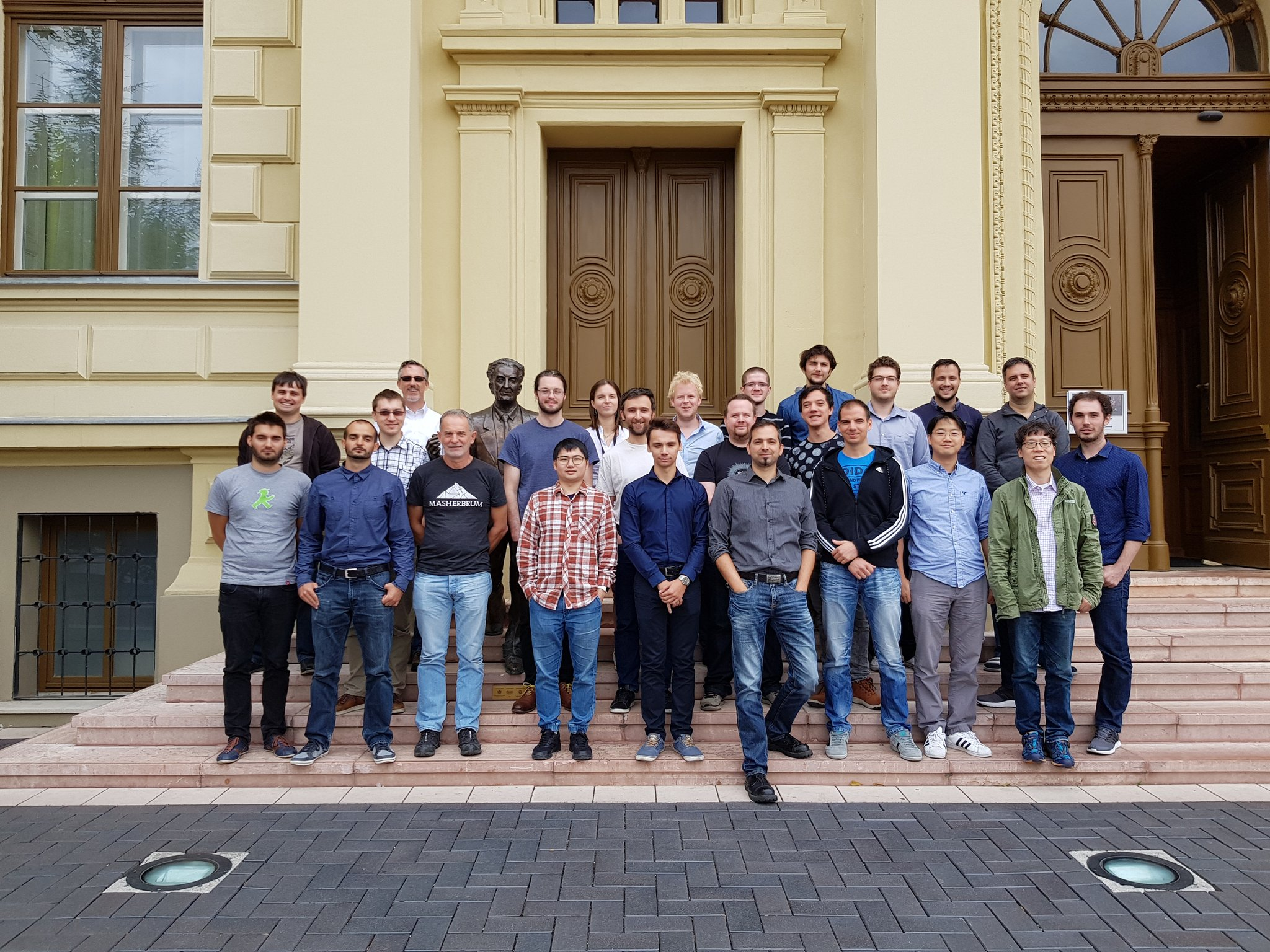 JerryScript workshop 2017 participants